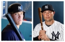 Can Yankees' Aaron Judge, Matt Holliday 'kick' it? Yes, they can