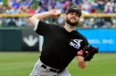 Lucas Giolito has work to do after White Sox debut