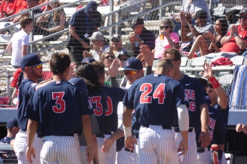 Arizona baseball: Wildcats enter top ten in two national polls after 8-0 start