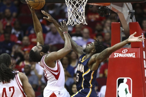 Rockets lacked desire in home loss to Pacers
