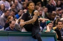 Bucks' Beasley will miss three games with hyperextended knee
