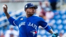 Stroman sharp through two innings, Blue Jays fall 2-1 to Pirates