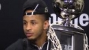 Purdue players react to clinching share of Big Ten title