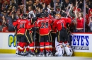 Flames Win Thriller 2-1 in OT over Kings