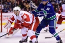 Hockey After Dark: Red Wings 3 - Canucks 2 OT