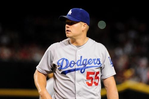Dodgers: Setup Man Joe Blanton Signs With Nationals