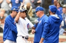 Russell homers again but Cubs lose 7-5 to Angels in spring tilt