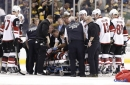 NHL Injuries: Canes, Pens, Rangers, Caps, Blackhawks, Blues, Canucks and Coyotes