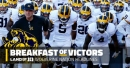 Michigan's Jim Harbaugh takes a stand, a road race to the end for John Beilein's team and more …