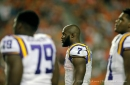 Leonard Fournette weighs in at 240 at NFL Scouting Combine