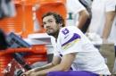 The Minnesota Vikings are still delusional about Sam Bradford