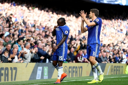Victor Moses commits long-term future to Chelsea, signs new contract