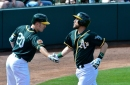 Spring Training #5: Oakland Athletics at San Diego Padres