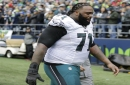 Eagles OL analysis: Jason Peters will be back; what about Jason Kelce?