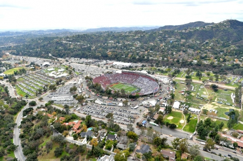 Daily Bull 3.2.17 - Six months from today, we'll be at the Rose Bowl