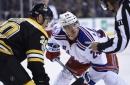 Buchnevich, Lindberg Score In 2-1 Win Over Bruins