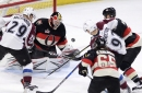 Burrows scores 2 in Sens' 2-1 win over Avs The Associated Press
