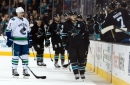 Quick Bite: Sharks win behind Marcus Sorensen's first NHL goal