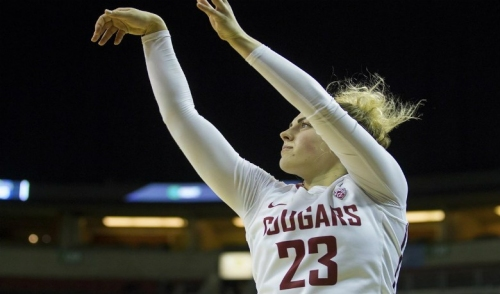 Cougs claw back to beat Colorado 79-78 at Pac-12 tournament