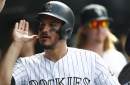 Fact: Rockies 3B Nolan Arenado stacks up with best in majors The Associated Press