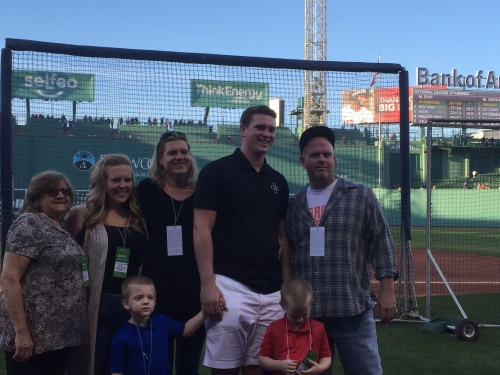 Jason Groome, Boston Red Sox top prospect, has new Mercedes, mid-90s heater, bought big Christmas gift for mom