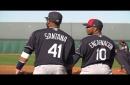 Carlos Santana and Edwin Encarnacion: Good friends, better teammates -- Zack Meisel's musings