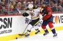 Eastern Conference Injuries: Bruins, Panthers, Islanders, Wings, Devils, Capitals and Sabres
