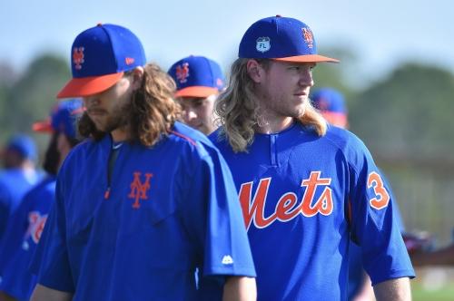 Noah Syndergaard makes first Grapefruit League start   Mets lineup vs. Astros