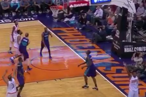 Leandro Barbosa's premature celebration shows why you should never believe in your friends