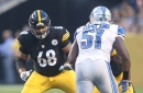 Steelers OT Ryan Harris reportedly retires from football