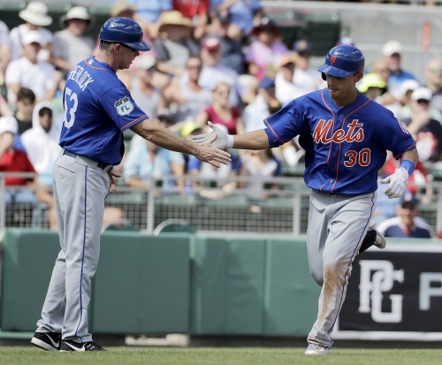 Lucas Duda produces and Michael Conforto won't quit in Mets' win over Houston   Rapid Reaction