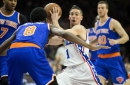 76ers 105, Knicks 102: Scenes from a wasted Lance Thomas masterpiece