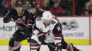 Martinook scores in 3rd to lift Coyotes over Hurricanes 4-2