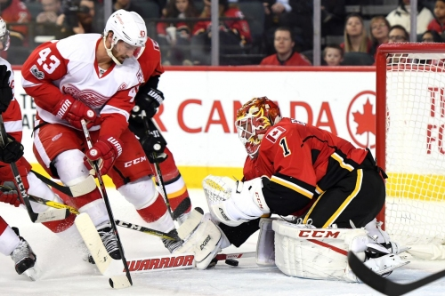 Rate The Flames (3) vs Detroit Red Wings (2)