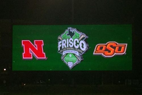 Nebraska Baseball: Huskers Open Frisco Classic With 1-0 Loss To Oklahoma State