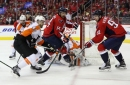Saturday Caps Clips: Capitals vs. Flyers Game Day