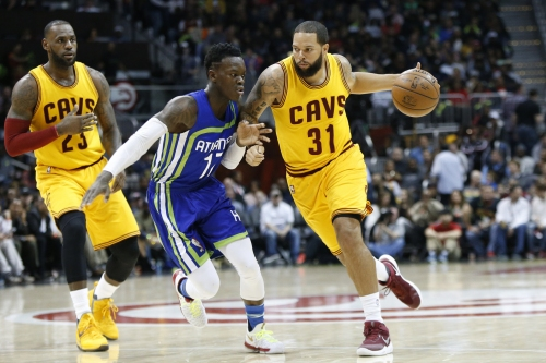 Deron Williams shows value as 'playmaker' during Cavaliers' win Friday night