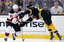 Devils @ Bruins: Projected Lines