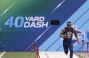 Meet John Ross, the receiver who just broke Chris Johnson's NFL Combine 40-yard dash record