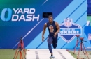 WR John Ross dazzles with an electrifying, record-breaking display at NFL combine