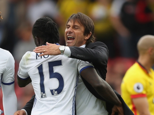 Antonio Conte's faith in Victor Moses has transformed him into one of Chelsea's most influential players