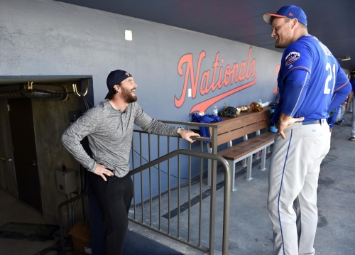 Lucas Duda's batting cage obsession paying off for Mets
