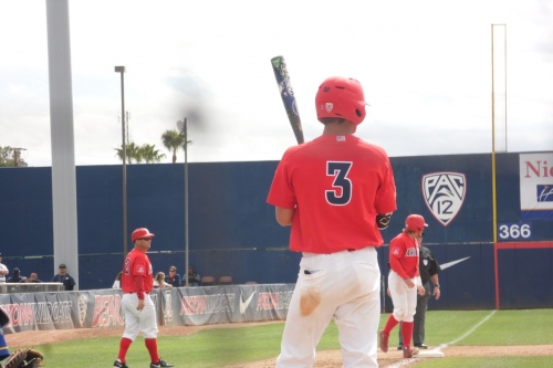 Arizona baseball recap: Cal Stevenson walk-off lifts Wildcats to 10-9 win over Oklahoma State