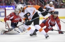 Backstrom scores in OT as Capitals beat Flyers The Associated Press