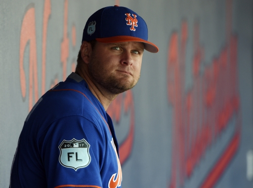How Mets' Lucas Duda plans to stay healthy this season