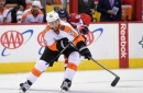 Backstrom scores in OT as Capitals beat Flyers