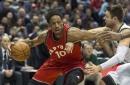 Raptors lose DeMarre Carroll in loss to Bucks