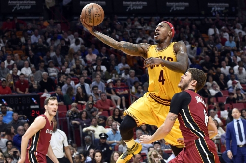 Final Score: Heat clobber the Cavaliers' bench, win 120-92