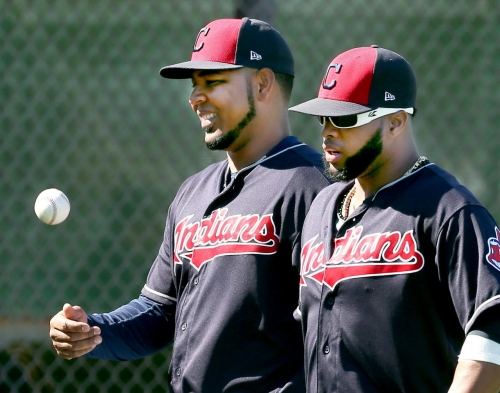 Cleveland Indians' Terry Francona says Santana's time at first base to increase significantly