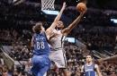 San Antonio vs. Minnesota, Final Score: Spurs outperform Timberwolves, 97-90